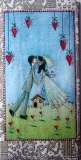 Batista decorativa 'Lovers forever', 10cm