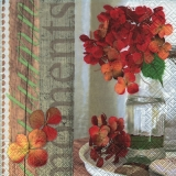 Servetel decorativ 'Autumn moments', 33cm