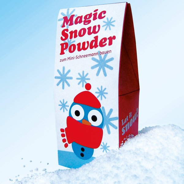 Zapada magica (magic snow), 30g